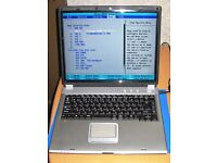 CLEVO STYLE NOTE M55V LAPTOP £20 NO OFFERS