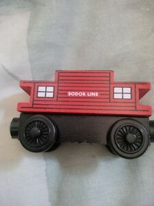Thomas The Train Wooden Caboose Car