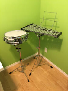 Drum and Xylophone