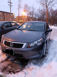 Honda Accord 2009 for Sale Rebuilt