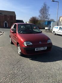 Fiat Seicento Active 1.1 3dr