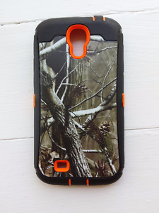 Camo Case for Samsung Galaxy S4 Cell Phone (similar to Otterbox)