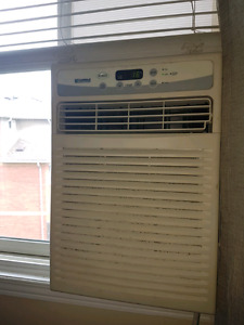 Air Conditioning units and ceiling fans