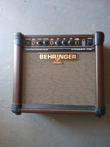 Beringer guitar amplifier 15 watt