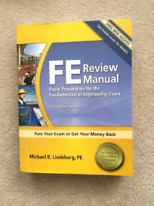 FE Review Textbook