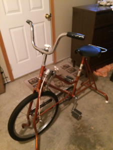 Humboldt- Vintage Excercise Bike