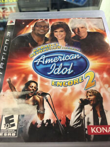 Karaoke Revolution Presents American Idol Encore 2 Complete PS3