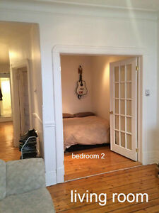 $735 / 2br - Apartment Sublet for May/June 2016