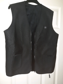 Heated vest but no battery