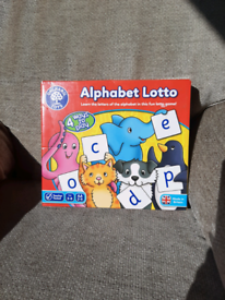 Orchard Toys Alphabet LottoChildren / Kids Game