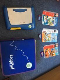 LeapPad game