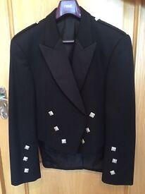 Kilt Jacket and Waistcoat (Lochcarron Wool)