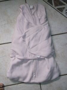PINK SWADDLER BLANKET LIKE NEW