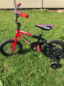 Vélo pour garçon