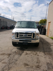 2012 Ford E250 certified for $8500!!!!