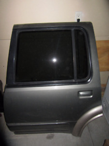 2002 ford explorer doors and accessories