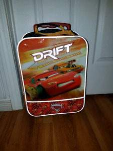 Disney Cars suitcase