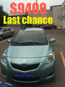 HONDA FIT 2008 ACCIDENT FREE ONE OWNER  ONTARIO VEHICLE