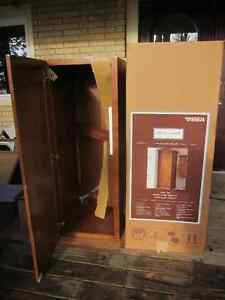 ** NEW ** allen + roth Northrup Linen Cabinet - Crown Mould London Ontario image 2