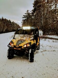 2013 Can Am Commander 1000 dps
