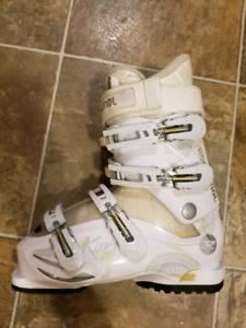 Rossignol ski boots size 24.5