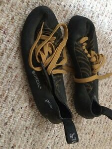 Climbing  shoes. Size 9