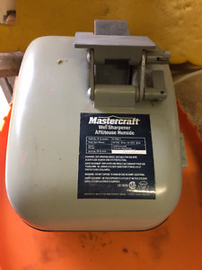 Mastercraft Wet Sharpener