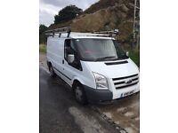 Ford transit sapphire 115 no VAT swb fwd like trend sport limited vw van
