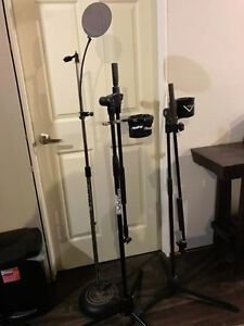 Mic stands for sale