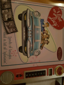 I LOVE LUCY Collectible Book WITH Audio Clips!