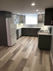 **STUNNING** Legal 2 Bedroom Basement Suite **AVAIL Oct 1st**