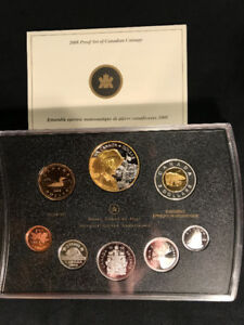 RCM silver dollar proof sets 2002 - 2012 (530g pure silver)
