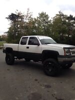 Lifted 04 Chev 1500