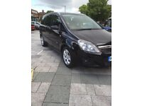 2008(58) VAUXHALL ZAFIRA SRI XP WARRANTED LOW MILEAGE HPI CLEAR 7 SEATER IMMACULATE