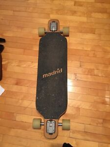 Longboard Madrid Dream complet