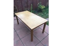 Dining table. Free delivery.