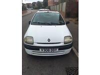 Renault Clio 1999 1.2 Petrol Manual 3 Door £60