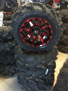 ATV / UTV TIRE & RIM SALE! 35% OFF FOR ALL TRADESWORKERS!!!!!