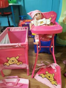 Fermeture garderie,plusieurs jouets à vendre!