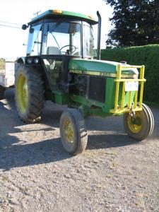 Tracteur John Deere 2355