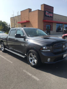 2016 Ram 1500 Sport Pickup SPECIAL ORDERED