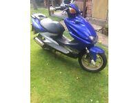 Yamaha Aerox 100cc