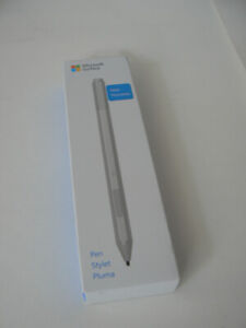 MS Surface Pen Silver/Grey Surface PRO 3, 4, 5, 6 ready 10/10 co