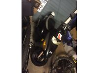 Honda SFX 50cc
