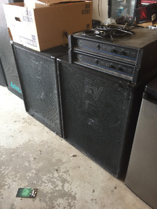 Yorkville Elite EX2000 Tower Speakers For Sale