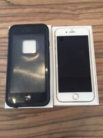 Iphone 6 16gb like new in the box Rogers 750
