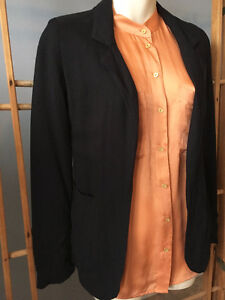 "Aritzia TALULA Black ""KENT"" BOYFRIEND Blazer, Sizes 0/XS and 4/S London Ontario image 5"