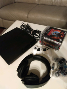 PlayStation 3 (ps3) 1TB bundle