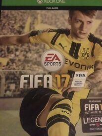 FIFA 17 Xbox one £40