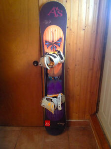 Planche à neige pour fille